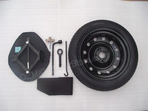 "Kia Factory Rio Spare Tire Kit (15"" & 17"" Wheels)"