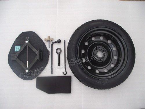 """Kia Factory Rio Spare Tire Kit (15"""" & 17"""" Wheels)"""