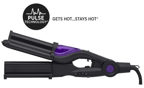 Hot Tools Professional Ceramic + Tourmaline Deep Waver for Luxurious Waves