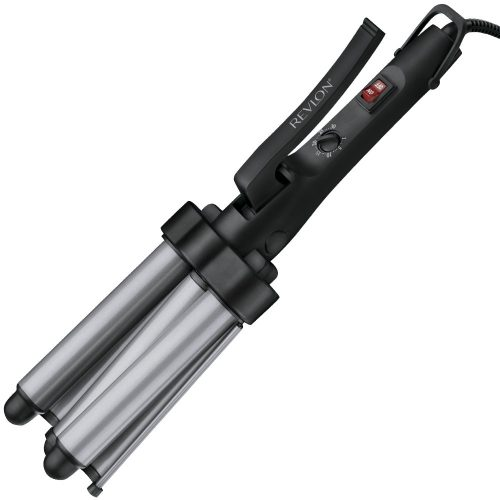Revlon Jumbo 3 Barrel Hair Waver for Deep Waves