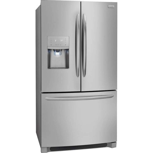 Frigidaire Gallery Stainless Steel French Door Counter Depth Refrigerator