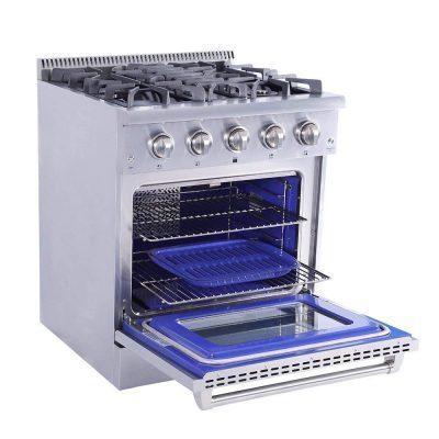 """Thor Kitchen HRG3080U 30"""""""