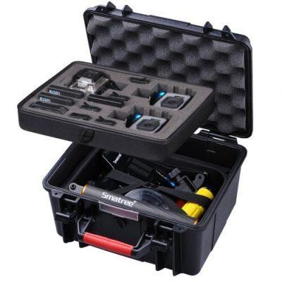 Smatree GA700-3 Waterproof Hard Case