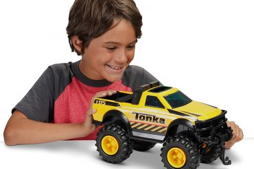 Funrise Tonka Steel 4x4 Pickup Truck Vehicle