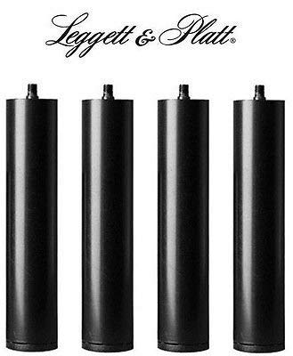 Leggett and Platt Adjustable Bed 7 inch Riser Legs Set of 4