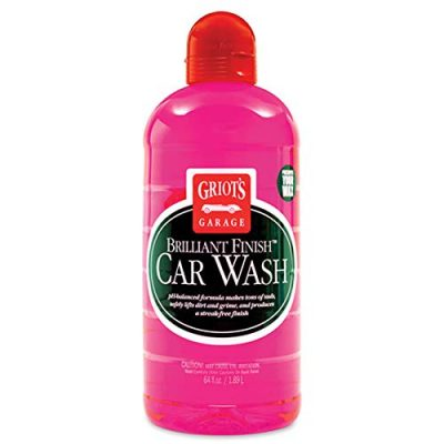Griot's Garage 10866 Car Wash (Brilliant Finish) 64oz