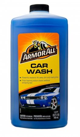 Armor All Car Wash Concentrate, 24 fluid ounces