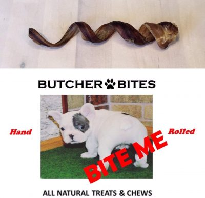 Butcher Bites, BITE ME Pork Pizzle Spring | Bundle 3