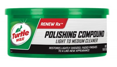 Turtle Wax T-241A Polishing Compound & Scratch Remover - 10.5 oz.