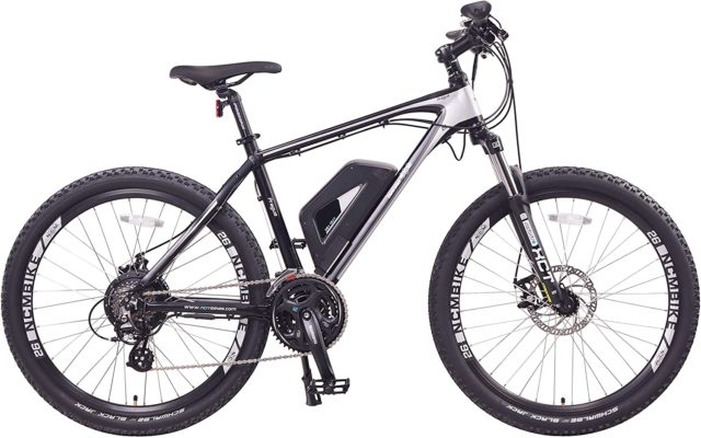NCM Prague Electric Mountain Bike 468Wh 36V/13AH