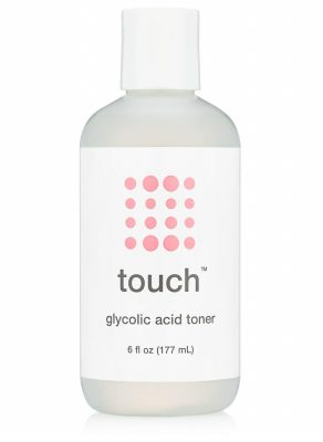 7% Glycolic Acid Toner with Rose Water, Witch Hazel, and Aloe Vera Gel – Alcohol & Oil Free Exfoliating Anti Aging AHA Face Toner – Improves Wrinkles, Dullness, Pores, Acne, Skin Tone & Texture, 6 oz.