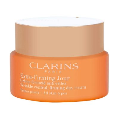 Clarins Extra Firming Day Wrinkle Lifting Cream for All Skin Type, 1.7 Ounce