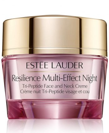 Estee Lauder Resilience Lift Night Firming/Sculpting Face and Neck Creme (All Skin Types) 30ml/1oz