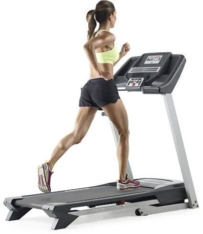 ProForm ZT4 Folding Home Gym Workout Fitness Treadmill w/ LCD Display| PFTL49013