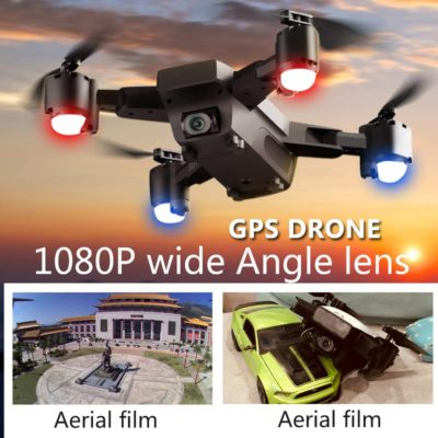 S20 WiFi Drone quadrocopter HD Camera with GPS Follow ME FPV RC Quadcopter FPV Follow me x pro FPV Racing Dron Helicopter,NO GPS 1080P WiFi