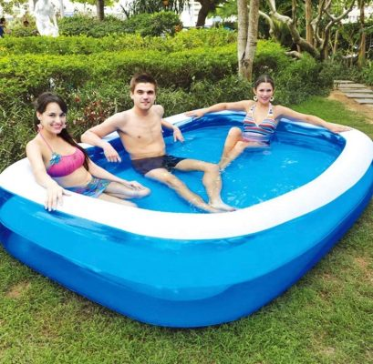 Inflatable Pool, Kiddie Pool, Kids Pool, Baby Pool, Blow up Pool, Swimming Pools, Family Pool, Piscinas para adultos, Piscinas inflables para ninos
