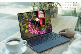 Roll over image to zoom in Dell XPS 13 7390 13.3 inch 4K UHD InfinityEdge Touchscreen Laptop (Silver) 10th Gen Intel Core i7-10710U, 16GB RAM, 1TB SSD, Windows 10 Home Advance (XPS7390-7681SLV-PUS)