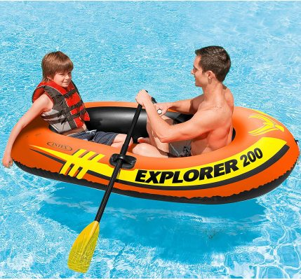 Intex Explorer Inflatable Boat Series