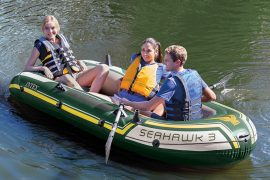 Intex Seahawk Inflatable Boat Series